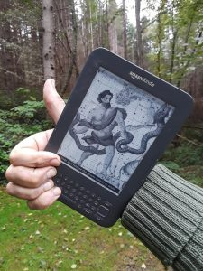 thumbs up for the e-reader